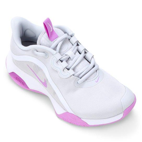 Tênis Nike Air Max Volley Feminino - Cinza+Lilás