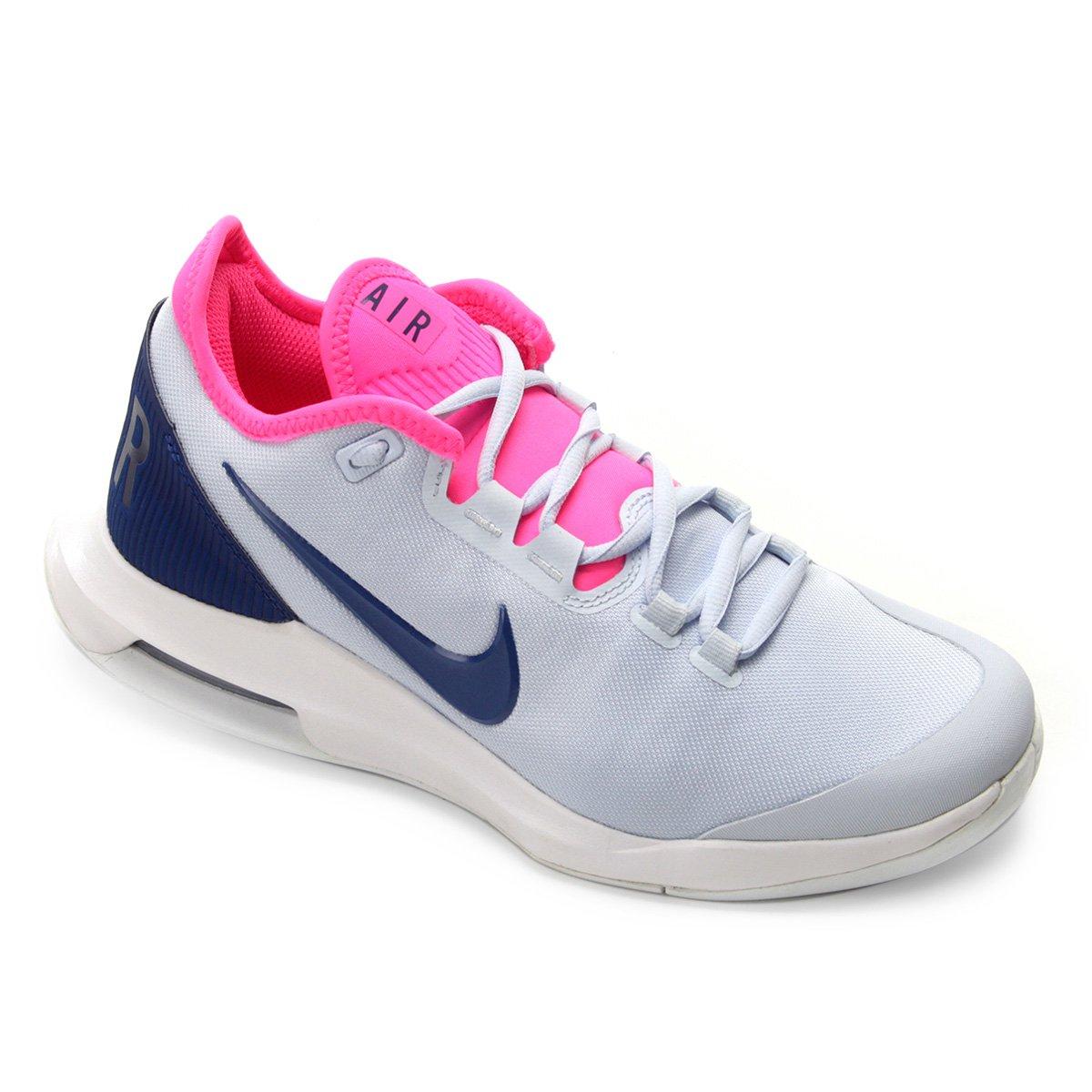 de7528e07cc70 Tênis Nike Air Max Wildcard HC Feminino - Azul e Pink - Compre Agora ...