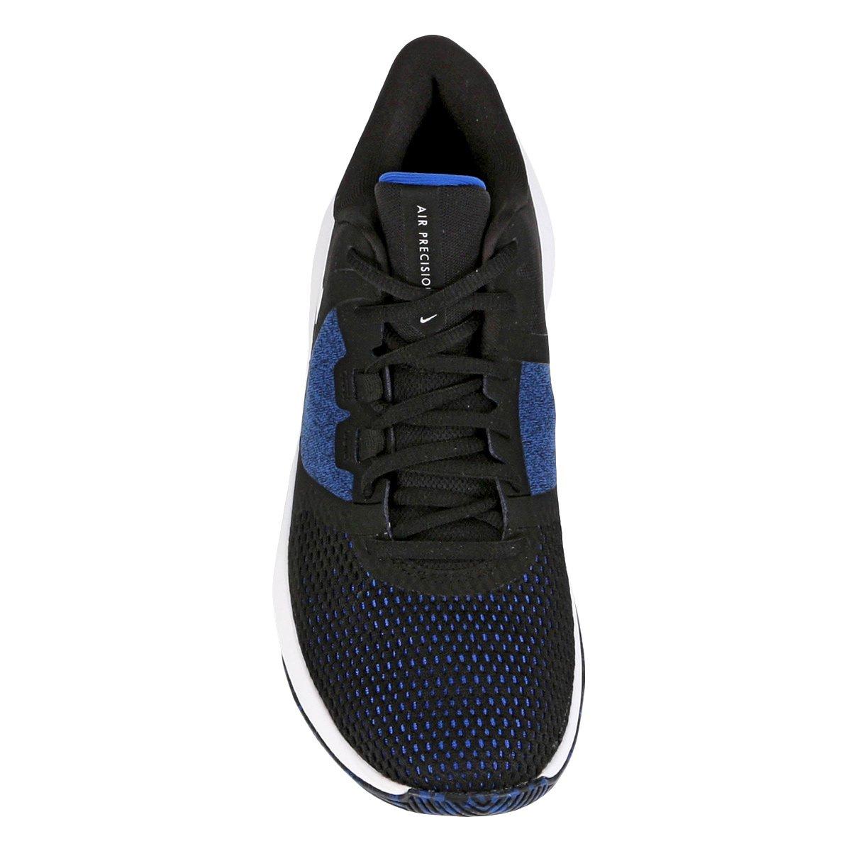 Precision Tênis Tênis e Nike Preto Air Masculino Nike II Air Azul HXwqA6