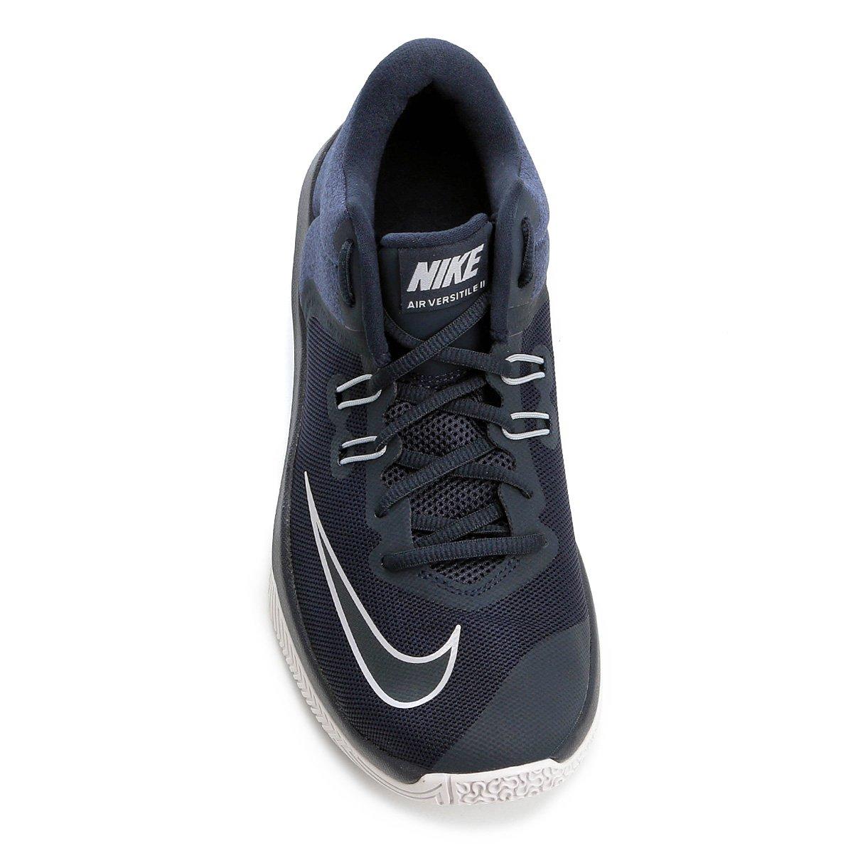 Nike Air Versitile II Air Tênis Tênis Marinho Nike Masculino PvxRnTq15w