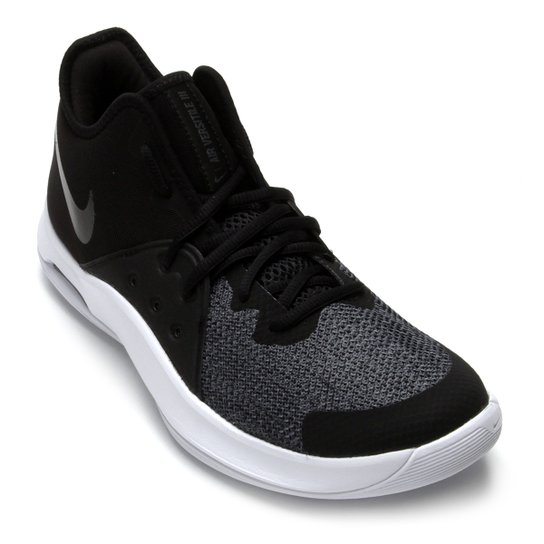 Tênis Nike Air Versitile III Masculino - Preto