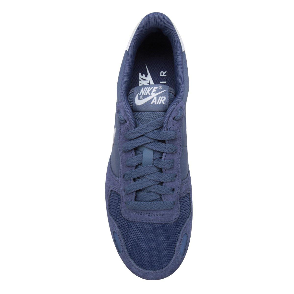 Air Masculino Vrtx Masculino Tênis Nike Branco e Air Branco Nike Azul Tênis Vrtx qx0fAO
