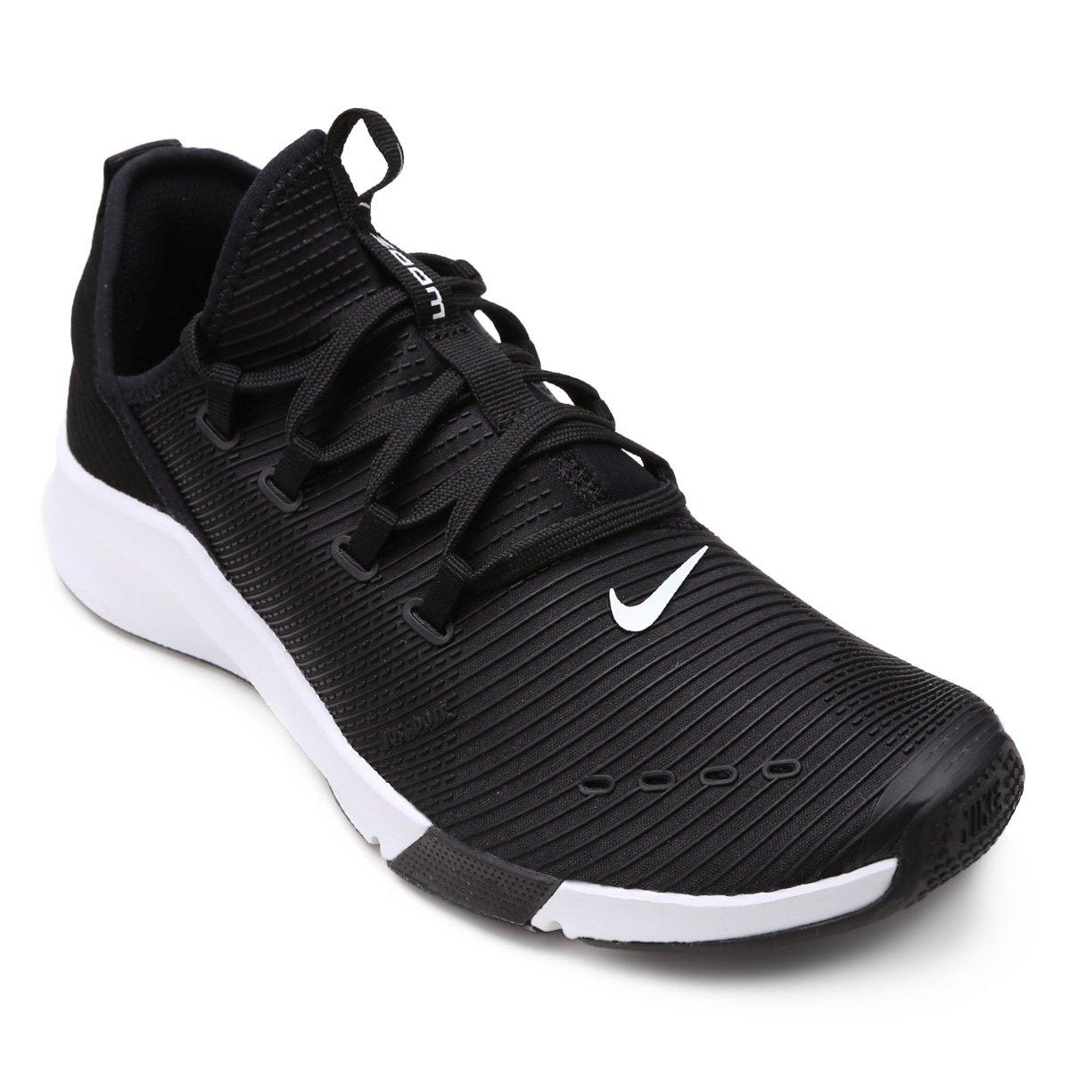 Tênis Nike Air Zoom 2 Elevate Feminino Preto E Branco