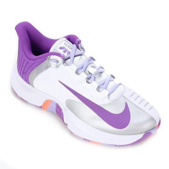 Tênis Nike Air Zoom Gp Turbo Feminino - Branco