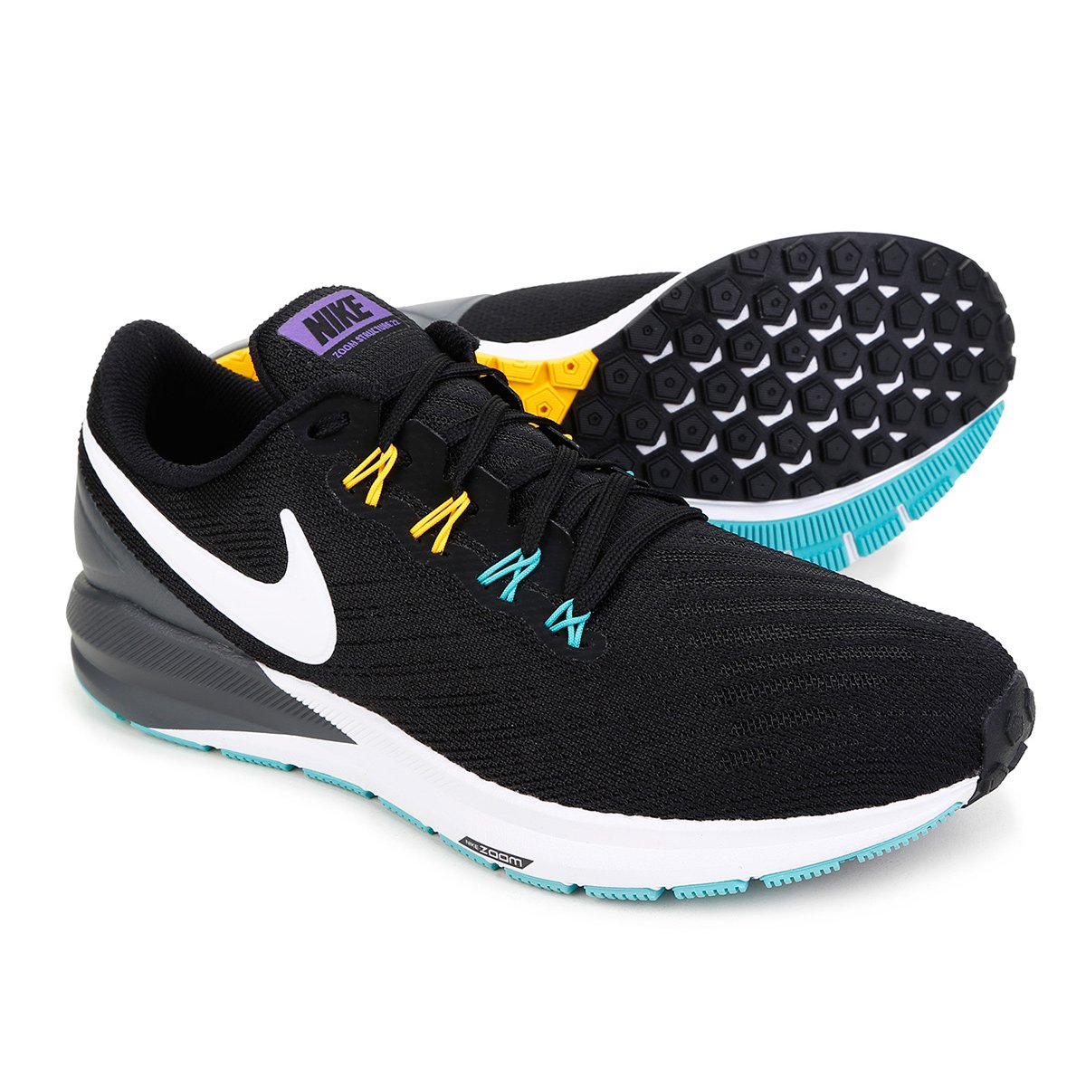 Nike Air Zoom Structure 22 verde