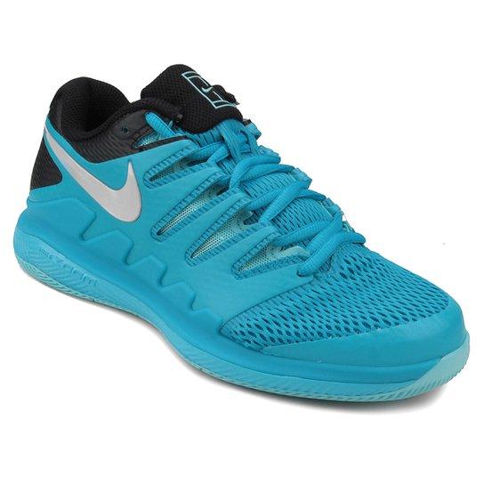 Tênis Nike Air Zoom Vapor X Feminino - Azul Claro
