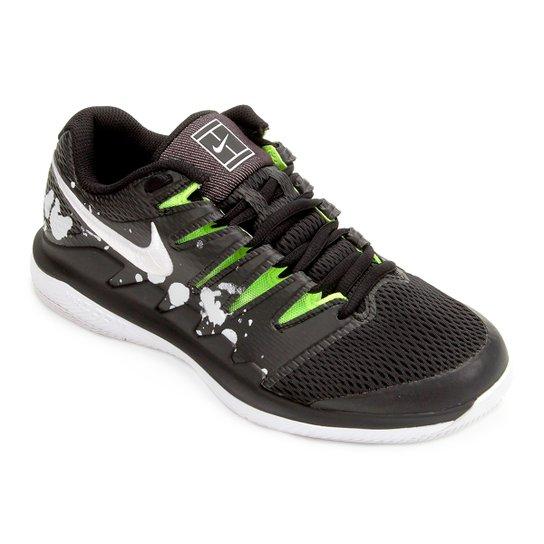 Tênis Nike Air Zoom Vapor X PRM Masculino - Preto+Branco