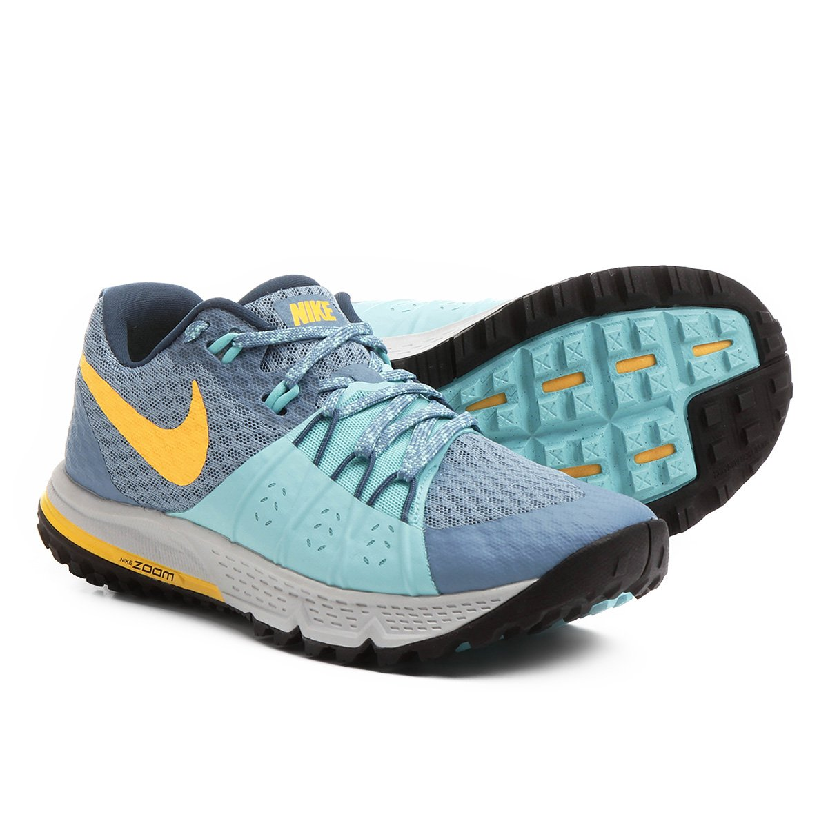 Tênis Nike Air Zoom Wildhorse 4 Feminino - Compre Agora  53b64156ed5d2