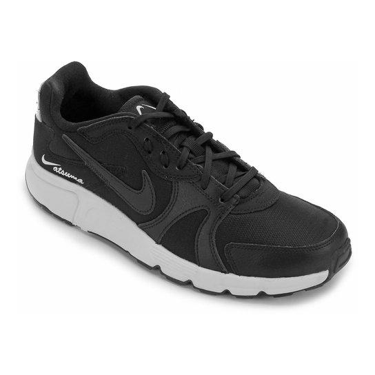 Tênis Nike Atsuma Masculino - Preto+Branco
