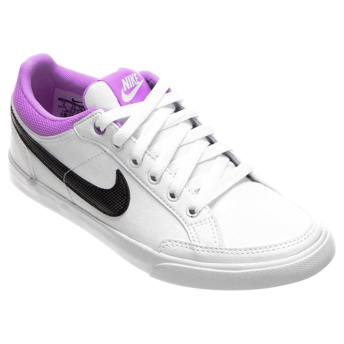 0399df20db0cc ... Masculino Nike  90d621d957c Tênis Nike Capri 3 Lth - Compre Agora  Netshoes ...