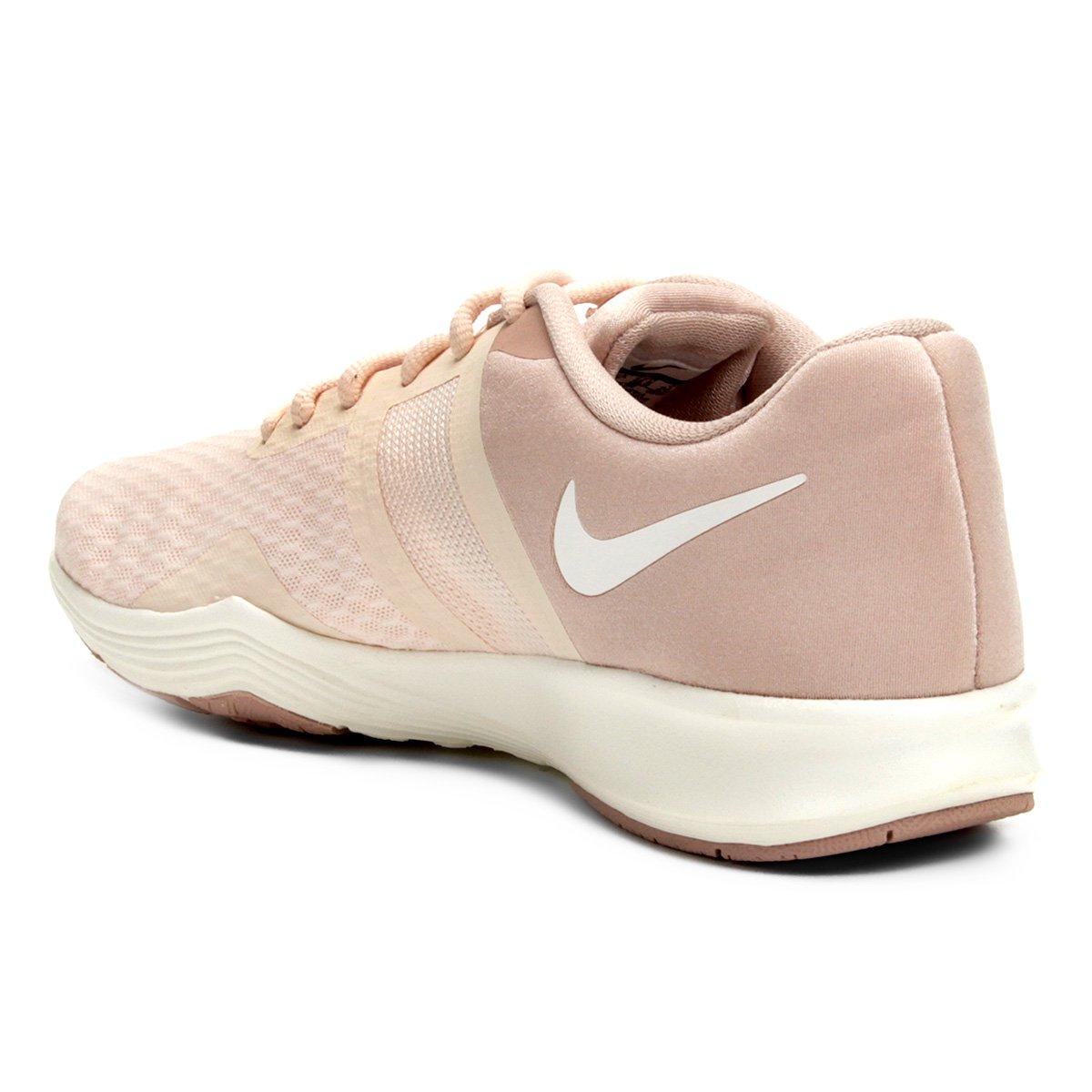 Tênis Nike City Trainer 2 Feminino - Bege - Compre Agora  3e062b6ed0c17
