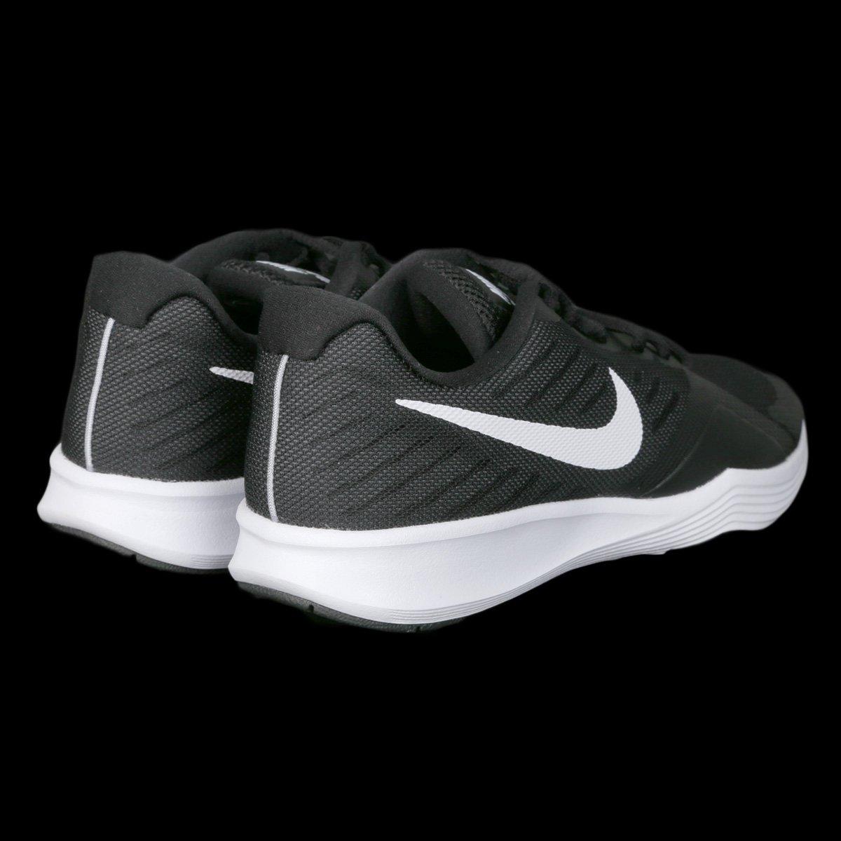 Tênis Nike City Trainer Feminino - Preto e Branco - Compre Agora ... 32045264563a5