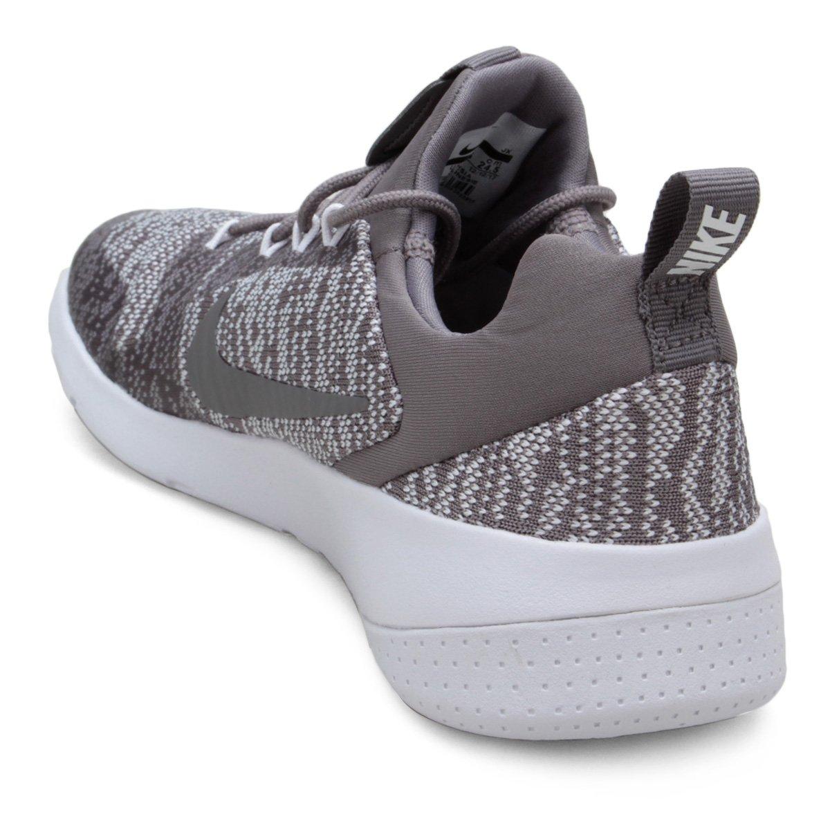 b4d8683cbd Tênis Nike Ck Racer - Cinza - Compre Agora