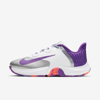 Tênis Nike Court Air Zoom GP Turbo Feminino