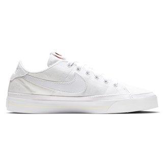 Tênis Nike Court Legacy Canvas Feminino