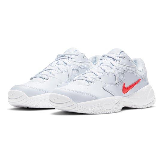 Tênis Nike Court Lite 2 Feminino - Cinza