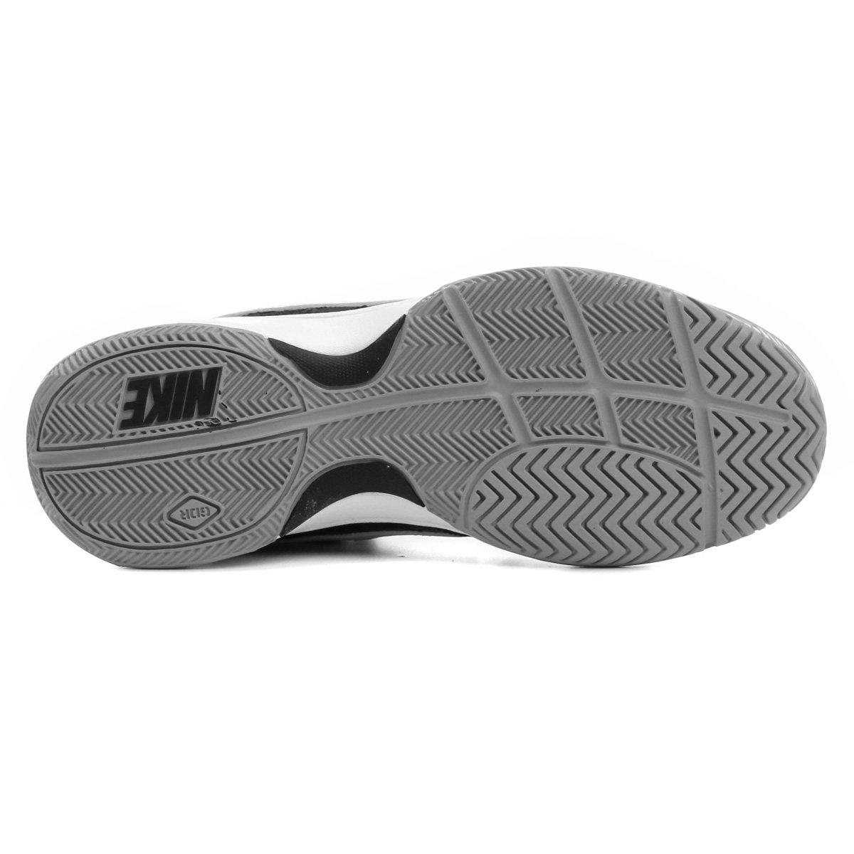 Tênis Nike Court Lite Masculino - Preto e Branco - Compre Agora ... 97dad6bc98b3b
