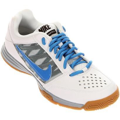 póngase en fila Arroyo Rascacielos  Tênis Nike Court Shuttle 5   Netshoes