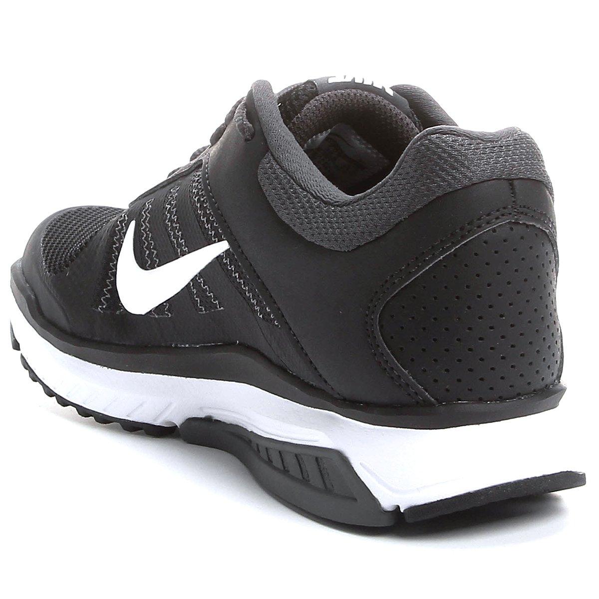 fb52a18631 Tênis Nike Dart 12 MSL Feminino - Preto e Branco - Compre Agora ...