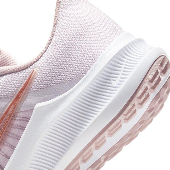 Tênis Nike Downshifter 11 Feminino - Rosa