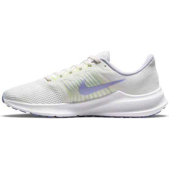 Tênis Nike Downshifter 11 Feminino - Branco