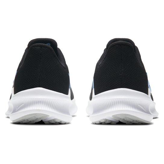 Tênis Nike Downshifter 11 Masculino - Preto+Laranja
