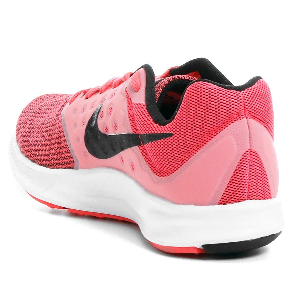 Tênis 7 Nike Rosa Nike Preto Tênis e Feminino Downshifter fSf1r