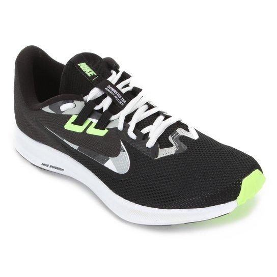 Tênis Nike Downshifter 9 Masculino - Preto