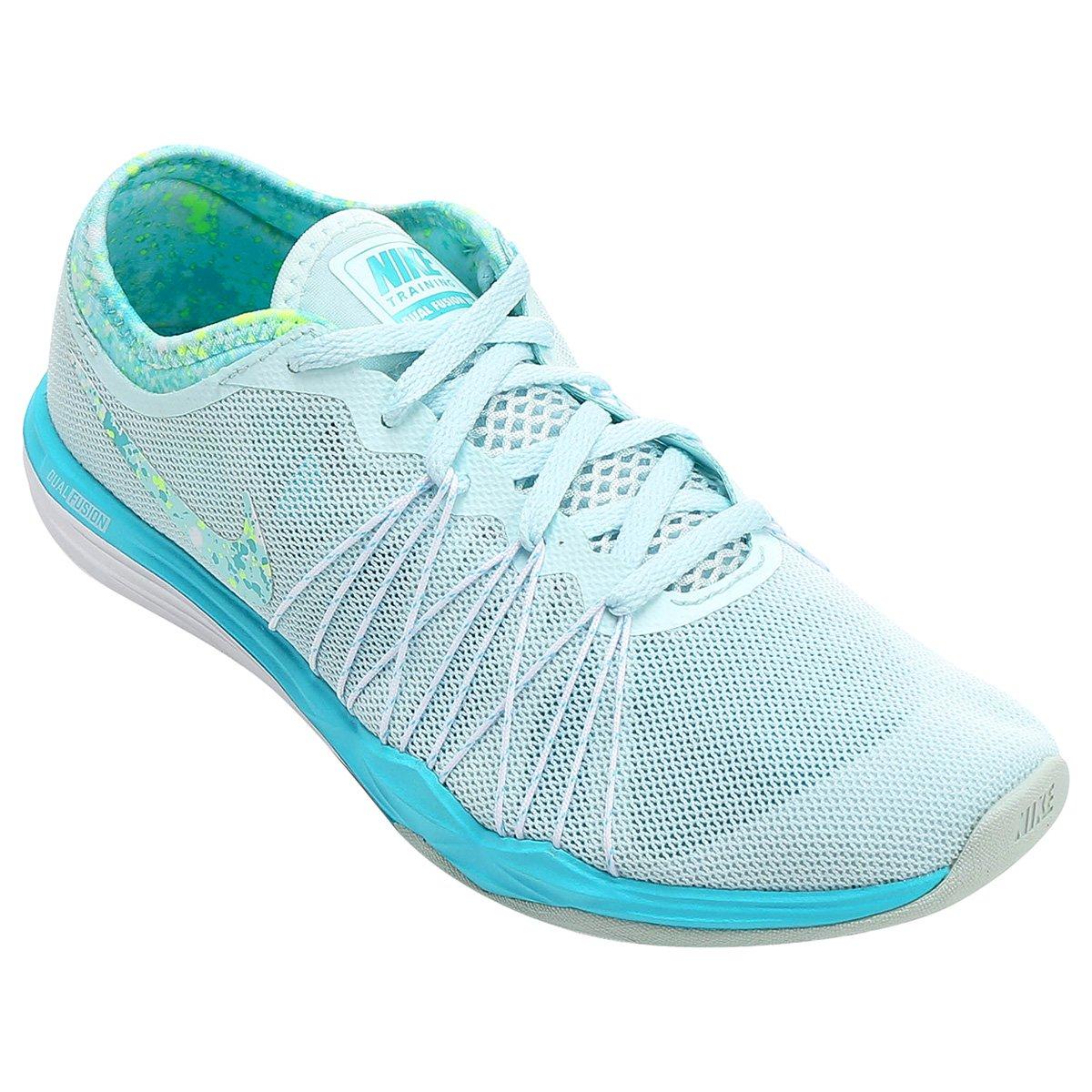 Tênis Nike Dual Fusion Hit Print Training Feminino - Compre Agora ... 0b301eb2d5936