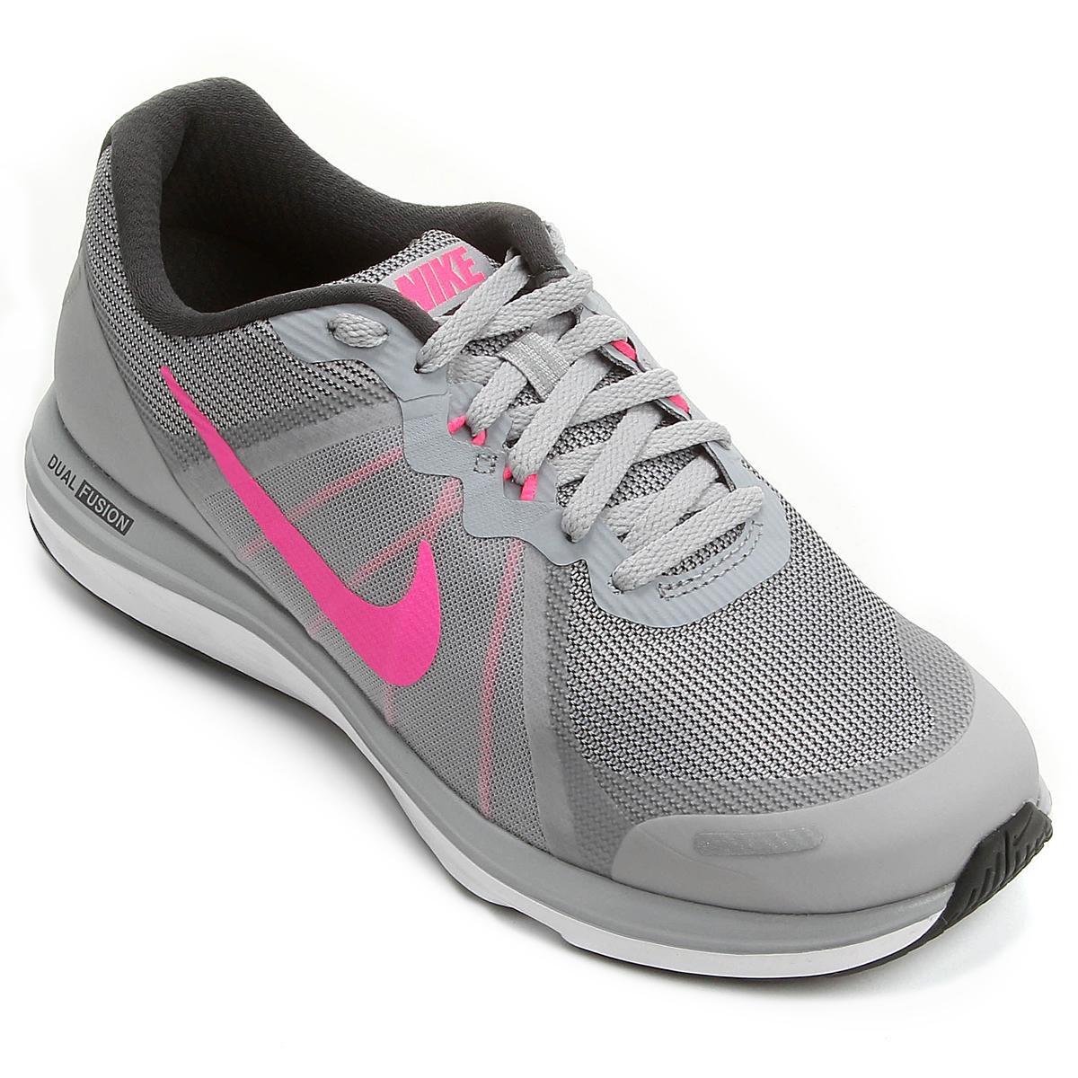 86ac03ad93091 Tênis Nike Dual Fusion Compre X 2 Feminino Compre Fusion Agora Netsapatos  73a2ca