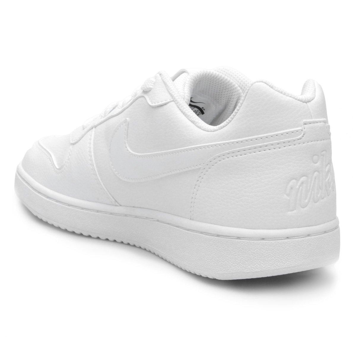 87ed037562d7e ... Tênis Nike Ebernon Low Masculino - Branco. COLLECTION  LANÇAMENTO