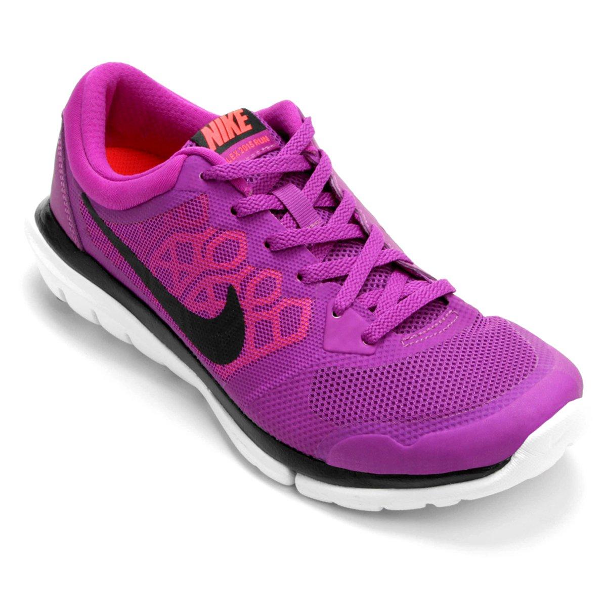 4e2547bf684 Tênis Nike Flex 2015 RN MSL Feminino - Compre Agora