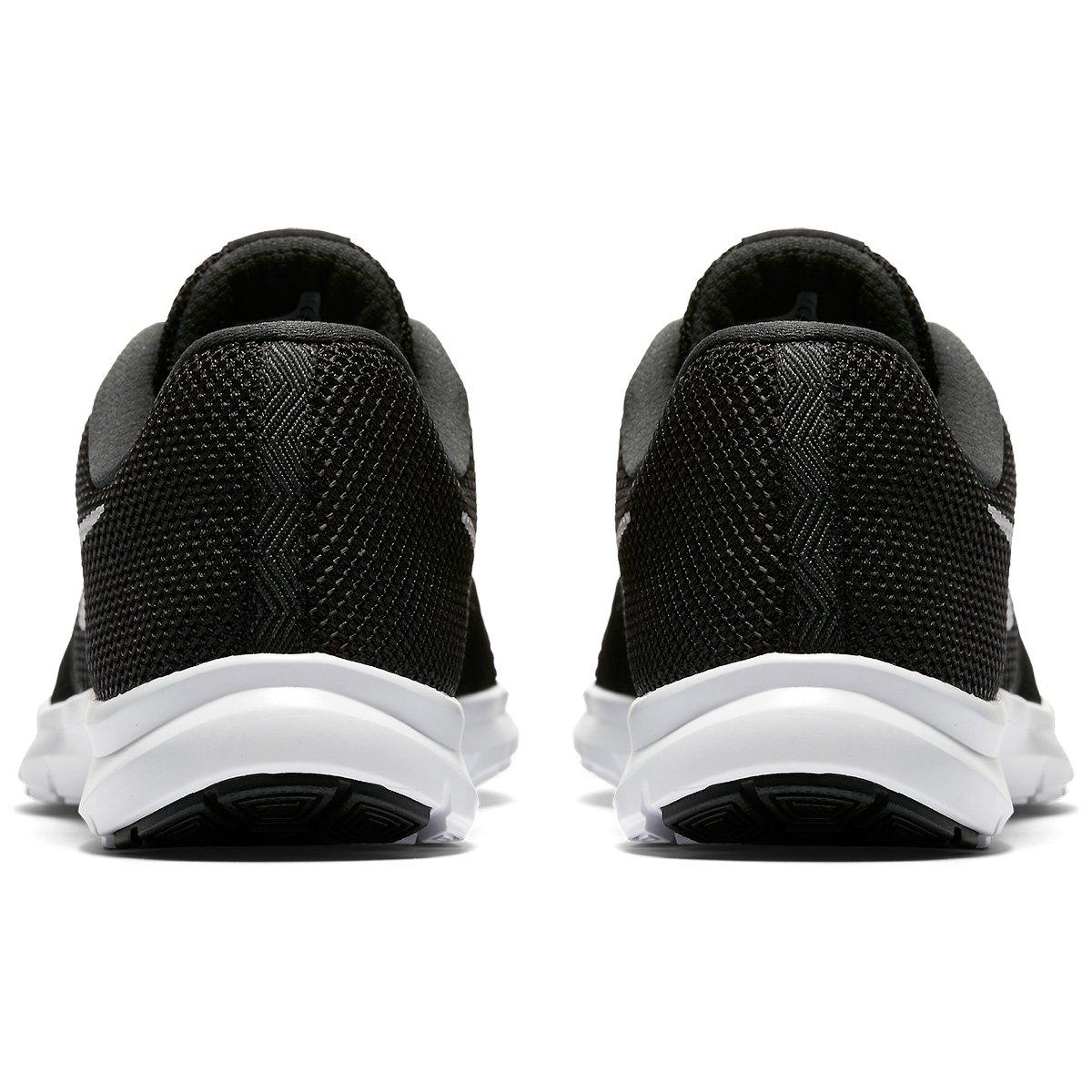 Tênis Nike Flex Bijoux Feminino - Preto e Branco - Compre Agora ... 3467ef93c4c66