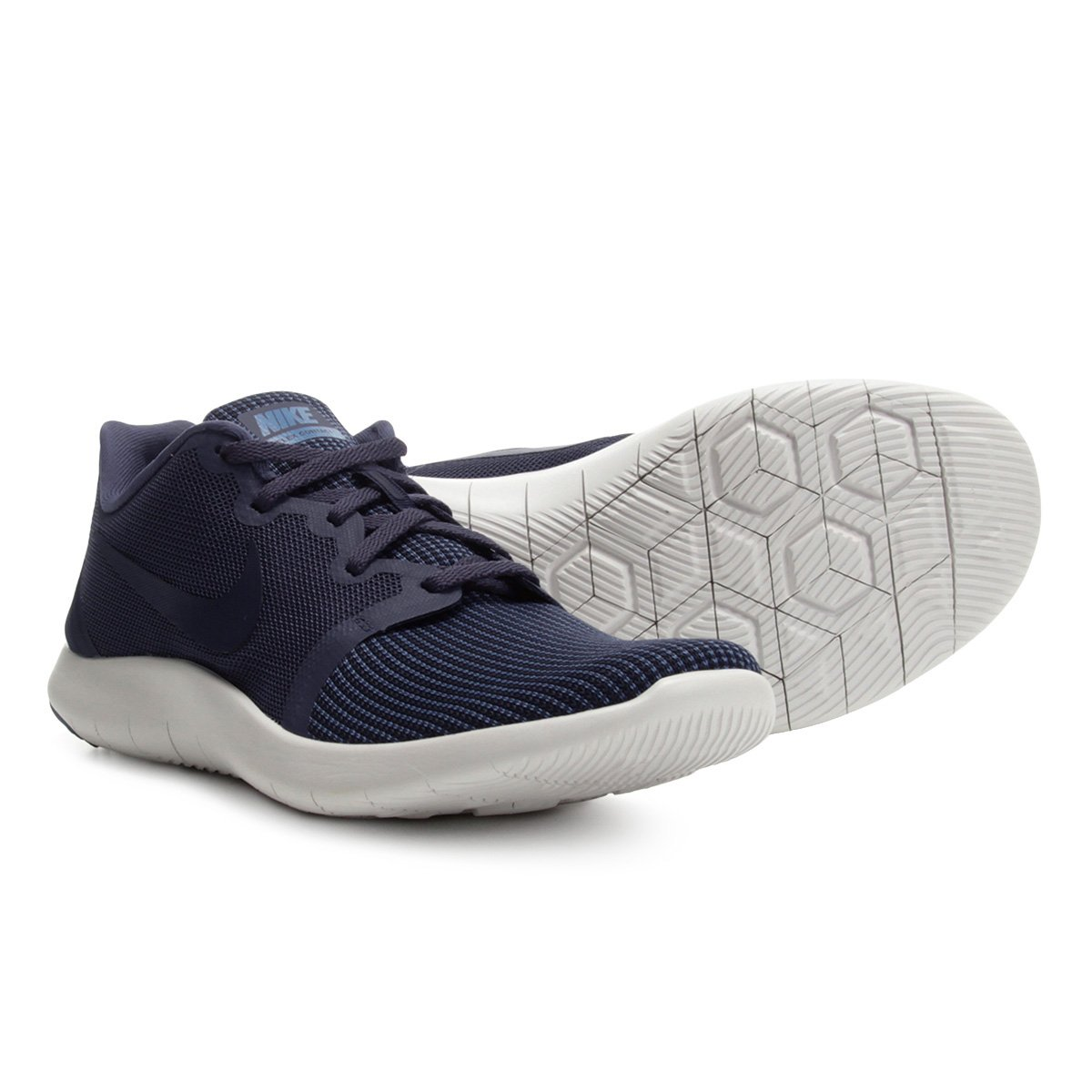 1cc0a264a7c Tênis Nike Flex Contact 2 Masculino - Azul - Compre Agora