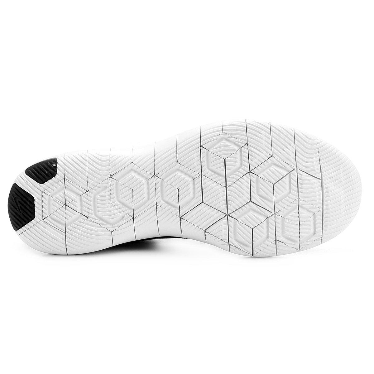 67af9139b5 ... Tênis Nike Flex Contact Feminino - Preto e Grafite - Compre Agora .