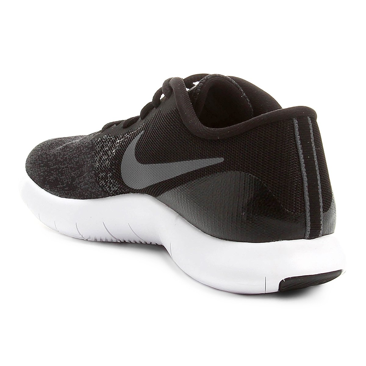d2c19a737c Tênis Nike Flex Contact Masculino - Preto e Cinza - Compre Agora ...