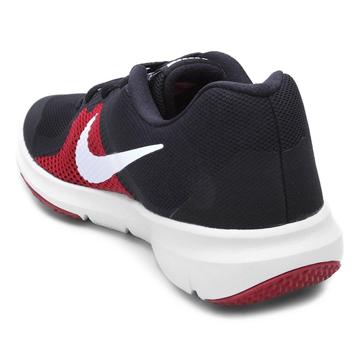 2596e72c215 ... Tênis Nike Flex Control Masculino - Preto+Branco. OFERTAS  OPEC