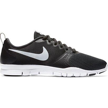0b83be09d0 Tênis Nike Flex Essential TR Feminino - Preto e Branco - Compre Agora