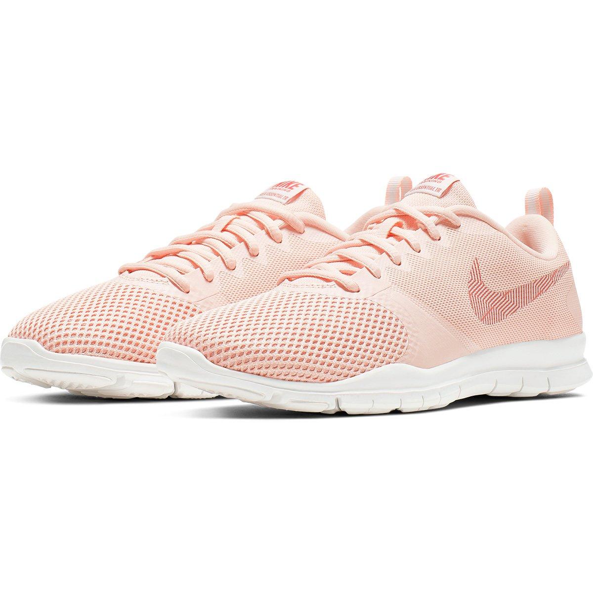 Tênis Nike Flex Essential Tr Feminino Rosa Claro