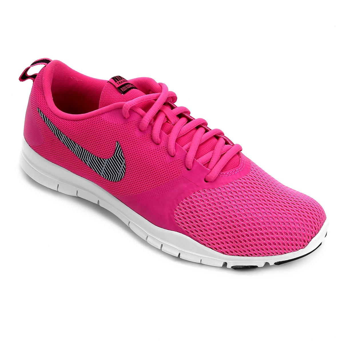 Tênis Nike Flex Essential Tr Feminino Pink E Cinza