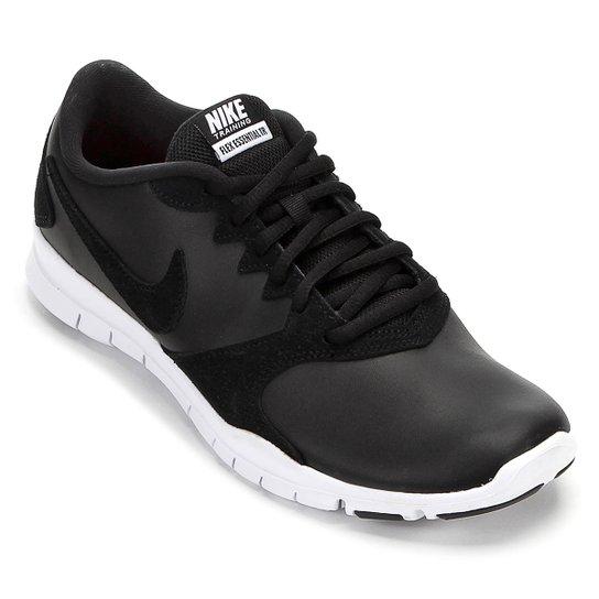 Tênis Nike Flex Essential Tr Lt Feminino - Preto+Branco