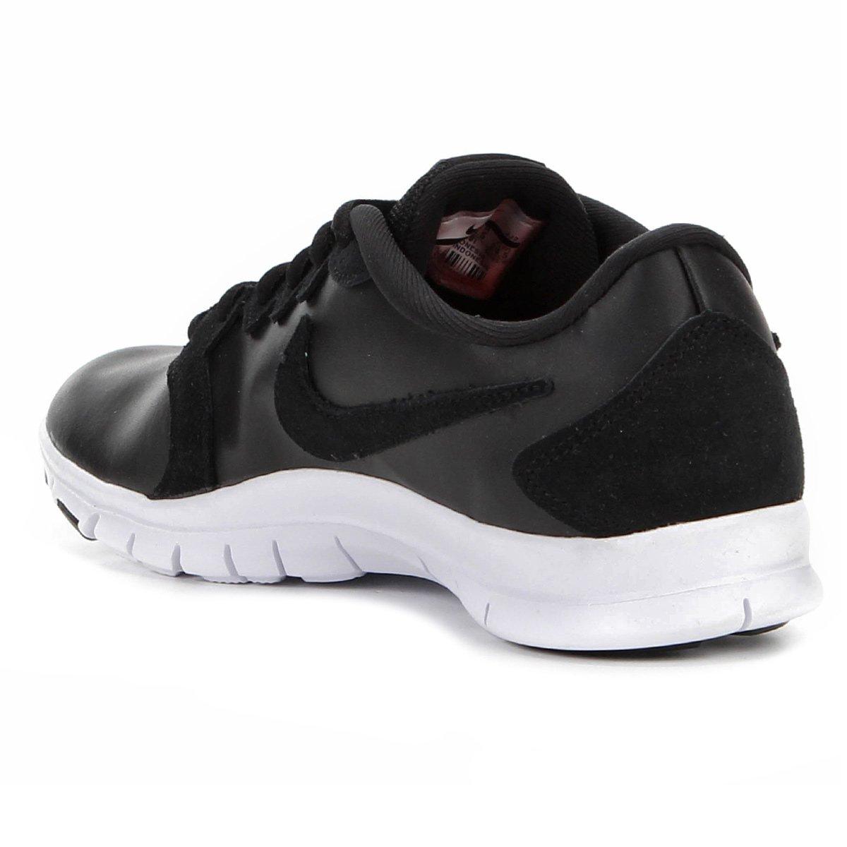 Tênis Nike Flex Essential Tr Lt Feminino - Preto e Branco - Compre ... 44c5b1214828f