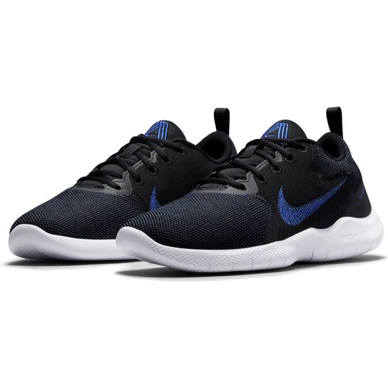 Tênis Nike Flex Experience RN 10 Masculino - Preto+Azul