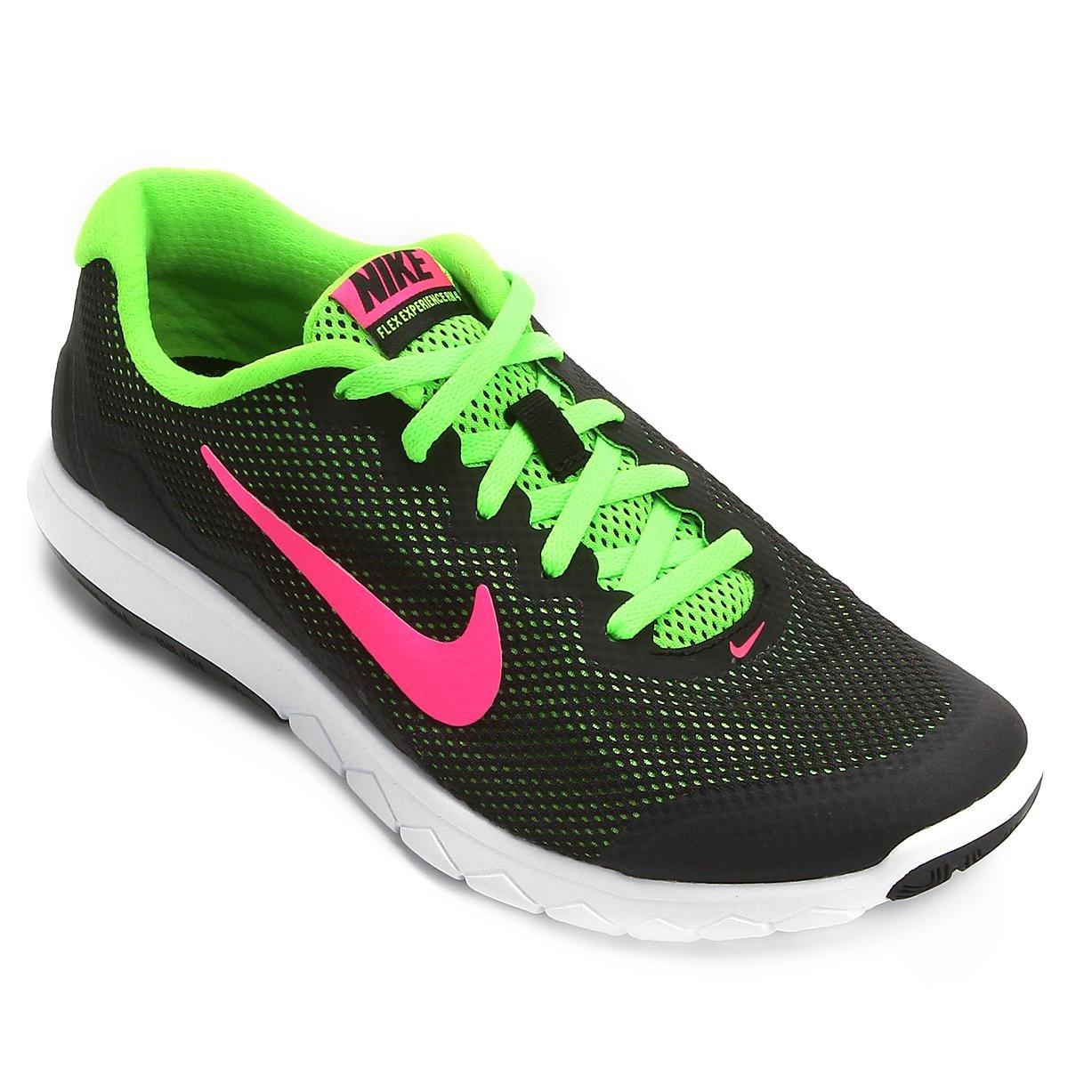 Tênis Nike Flex Experience RN 4 Feminino - Compre Agora   Netshoes ea9f34144e