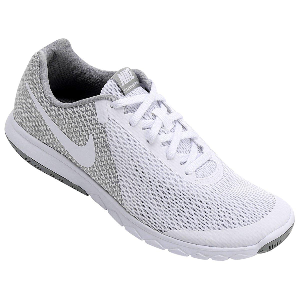 Cinza Flex Tênis Experience Feminino Nike 6 Rn Branco e 7B5w8Bq