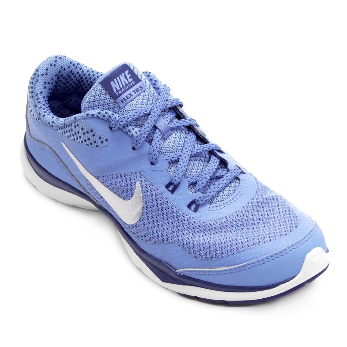 Tênis Nike Trainer Flex Trainer Nike 5 Print Feminino Compre Agora  Netsapatos 19cbfa 0d0ff25e8e574