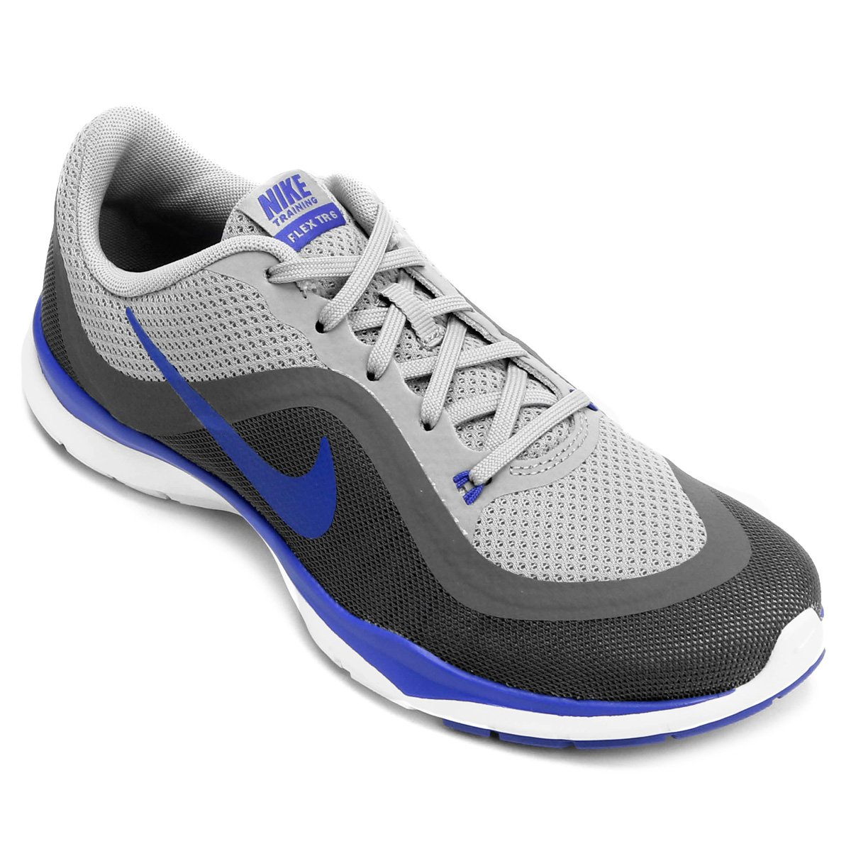 6 Flex Azul Cinza e Tênis Feminino Trainer Tênis Nike Nike 4qPOwP ... 68d88fa0d8290