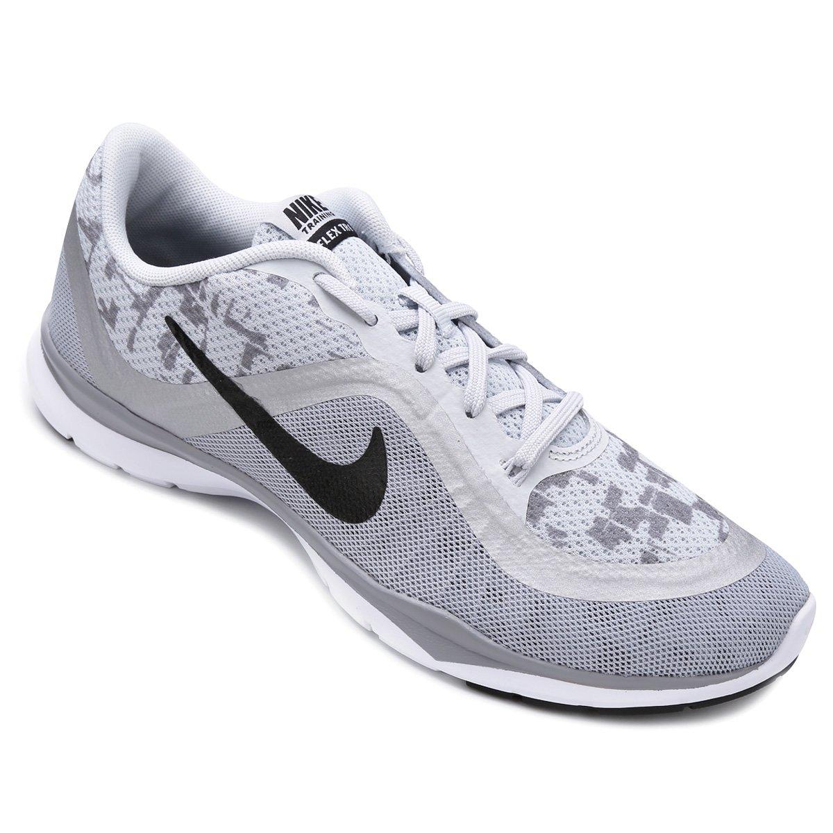 Tênis Nike Flex Trainer 6 Print Feminino - Compre Agora  04d9fc865674f