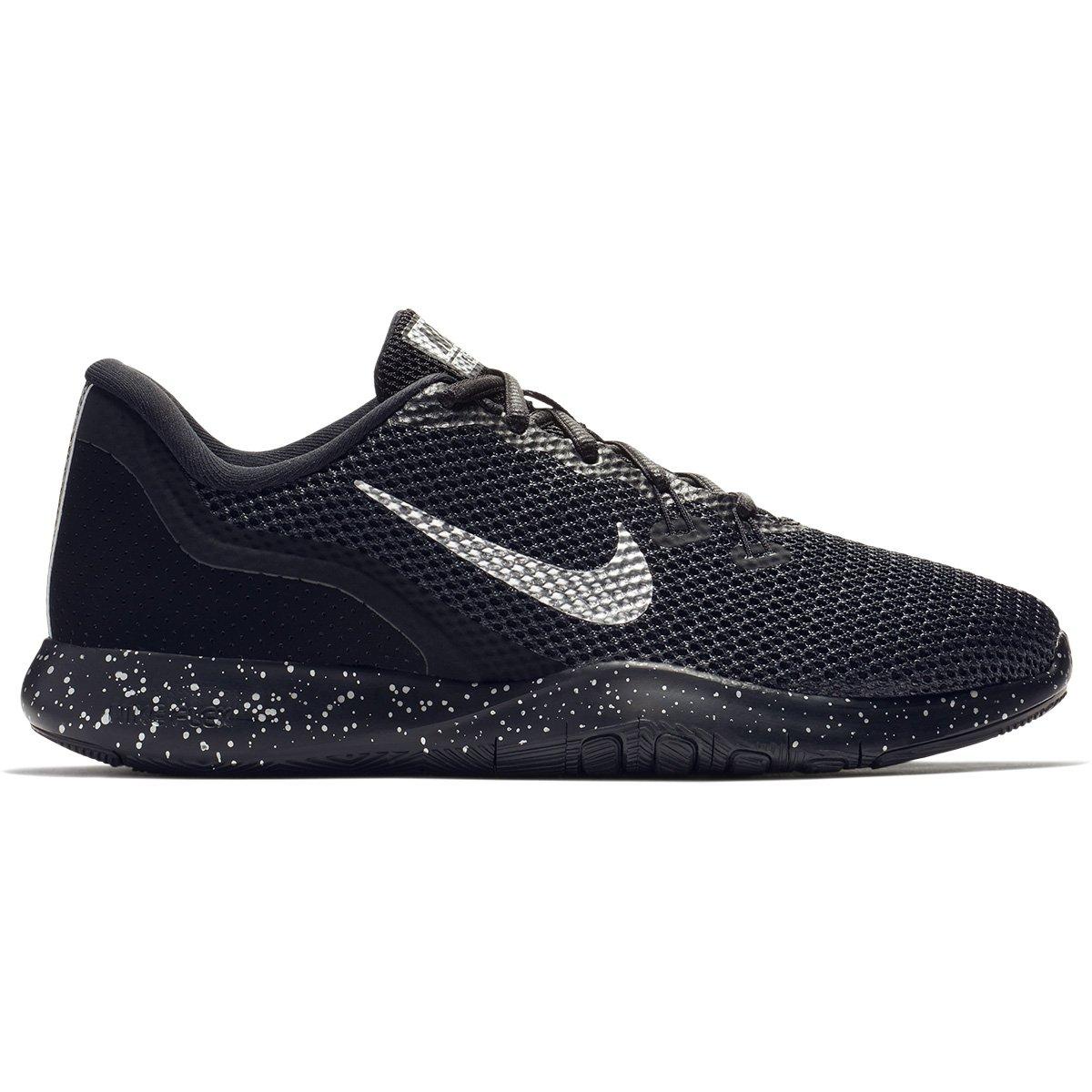 Tênis Nike Flex Trainer 7 PRM Feminino - Preto e Cinza - Compre ... 803d685272ab1