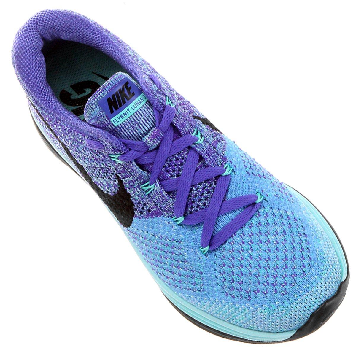 huge selection of 2883e dd0e1 ... netshoes e3ea8 12c0c  shopping tênis nike flyknit lunar 3 azul piscina  ce7f6 bdf72